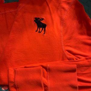 abercrombie kids Shirts & Tops - 🧡Abercrombie Kids Muscle Orange Shirt Size XL🧡